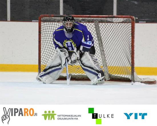 HERO Hockey -jääkiekkojoukkue on mukana Suomen Jääkiekkoliiton harrastesarjassa kaudella 2014-2015