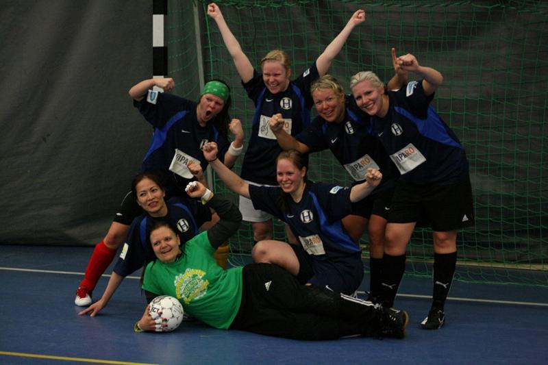 Heron naiset suomen mestarit 2012!