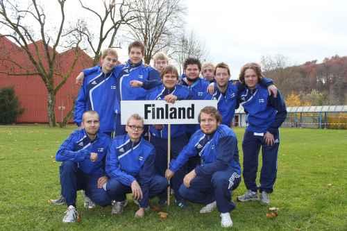 """Suomen futsalmaajoukkue """"Vintiöt"""" sijoittui 19. sijalle EM-kisoissa"""