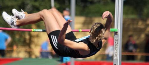 Valeria Borovskaya hyppäsi ennätystä ulkona 170 senttimetriä