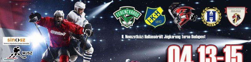 HERO ry:n jääkiekkojoukkue matkaa Budapestiin