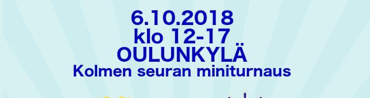 Jääkiekon miniturnaus 6.10.2018